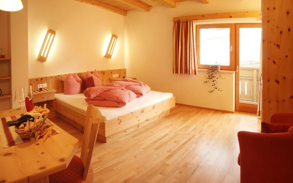Schlafen - Krismer Schlafzimmer Zirbenholz